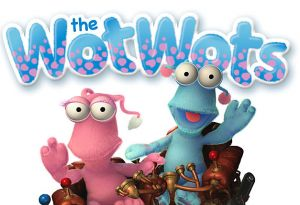 How cute are The WotWots? We love their cute new plush toys! #TheHubTVNetwork #TheWotWots