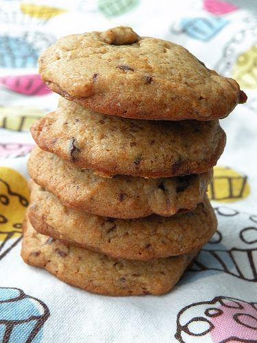 Kaos på Kjøkkenet: Sjokolade Cookies uten egg
