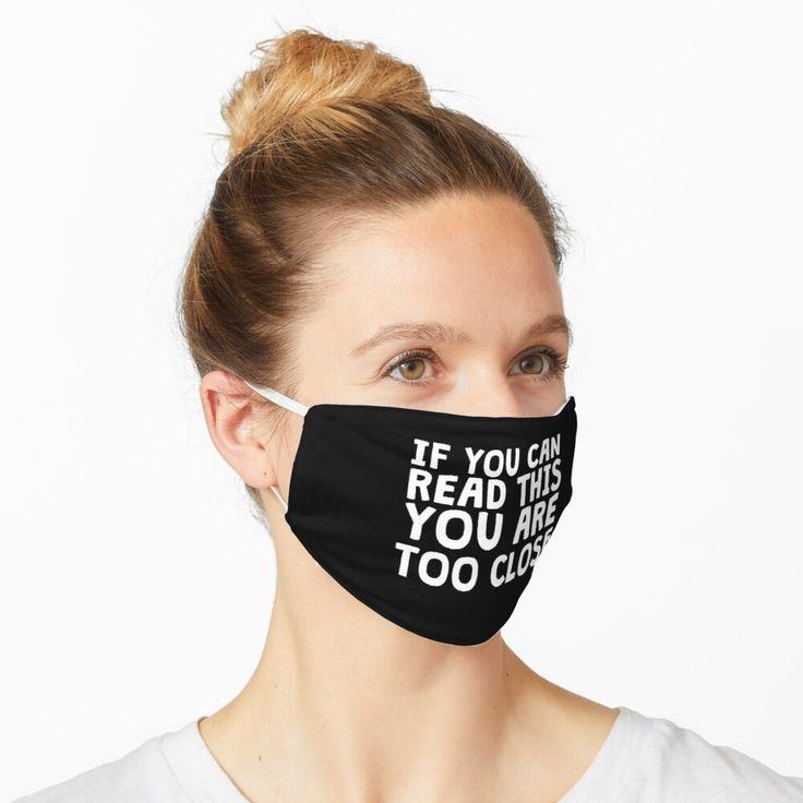 Pin auf Masken Mundschutz gegen Corona