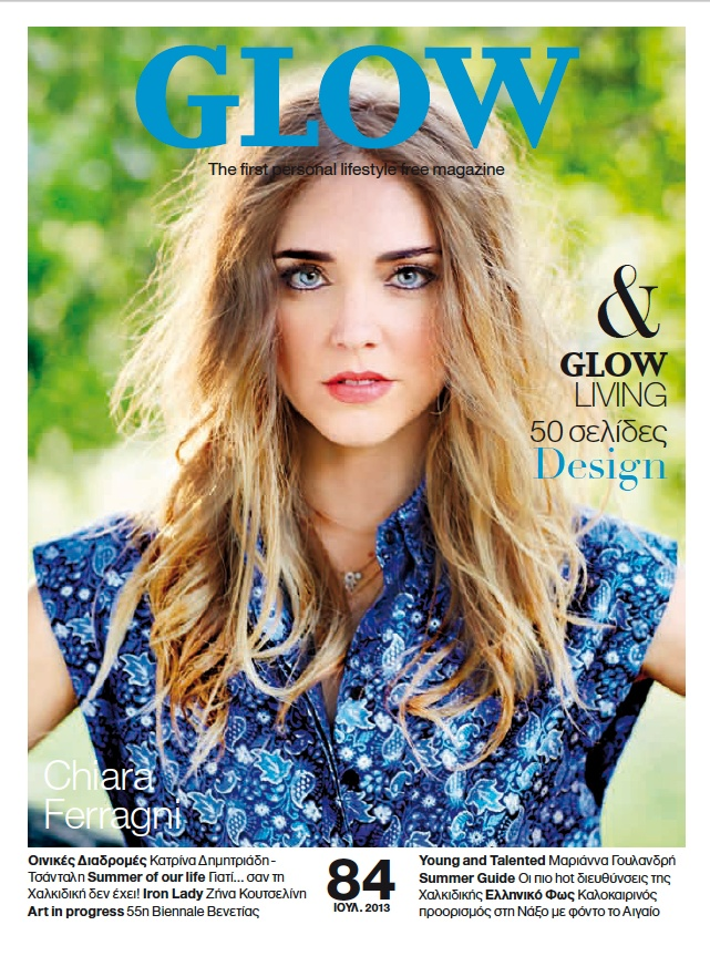 @Chiara Ferragni  at our July'13 issue