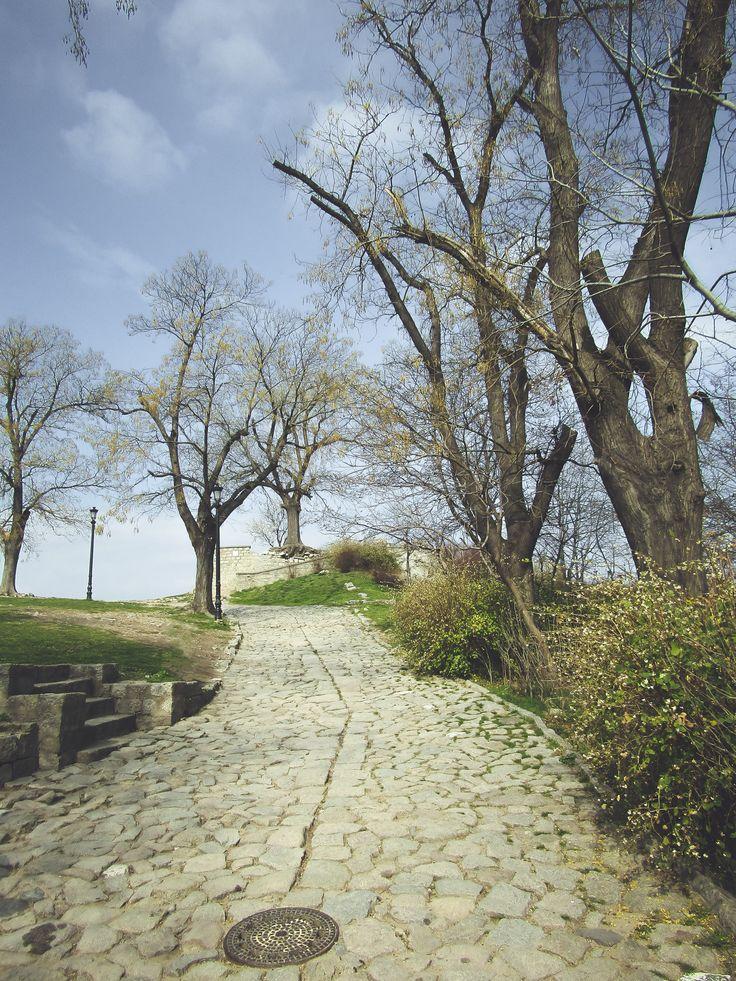 Stone Road (Old Plovdiv,Bulgaria)