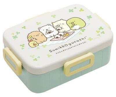 AmiAmi [Character & Hobby Shop] | Sumikko Gurashi - 4-point Lock Tight Lunch(Back-order)