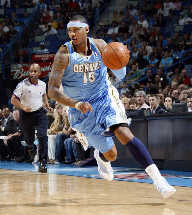 Denver Nuggets Youth Basketball: 79 Best Melo Story Images On Pinterest