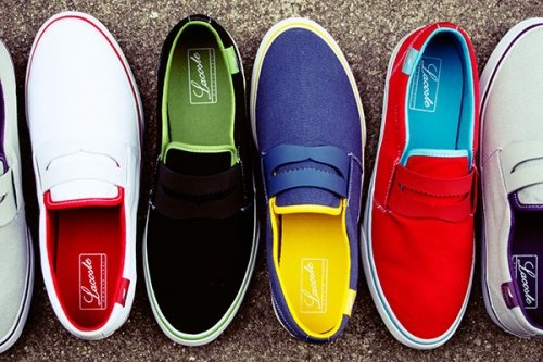 color block Lacoste shoes i wish i have all of you :)