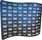 Display Stands SuperWall S-Shape