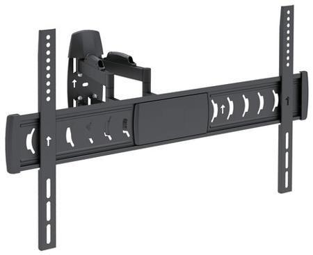 Deluxe Крепёж для тв и мониторов deluxe dlmm-3202  — 3241 руб. —  Крепёж для ТВ и мониторов Deluxe DLMM-3202 Настенное крепление подходит для телевизоров и мониторов с диагональю экрана от 37'' до 70''. Крепление DLMM-3202 позволяет менять угол наклона вниз 12 и вверх 12 градусов. Допустимая максимальная нагрузка 30 кг. Крепёж изготовлен из высококачественного металла и имеет самый распространённый размер монтажных отверстий. Крепление адаптировано для простого и быстрого монтажа. В…