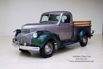 1946 Chevrolet 3100.