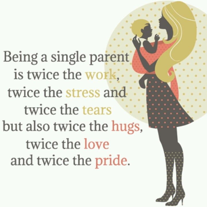 Single mums and dads dating