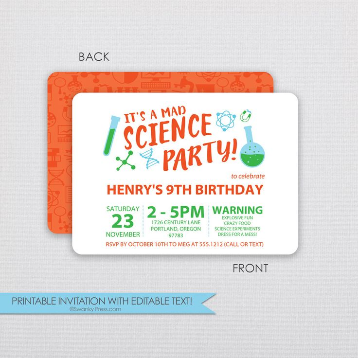 333 best Mad Scientist Party! images on Pinterest | Birthday cakes ...