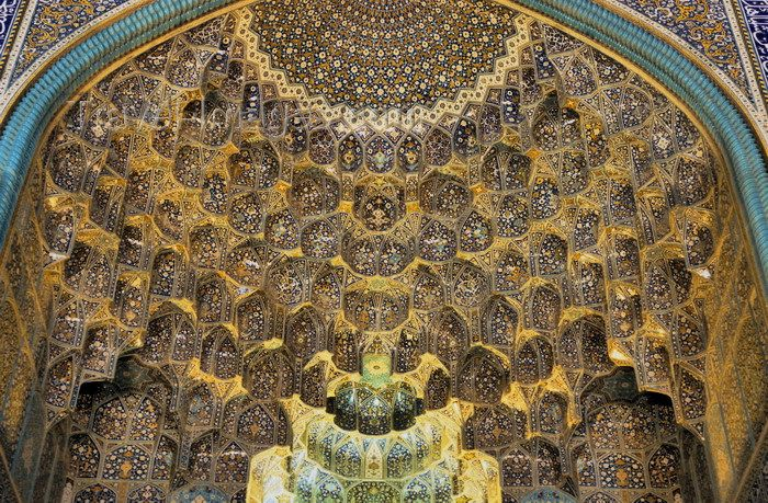 Mezquita del Imam Jomeini, Isfahán, Irán