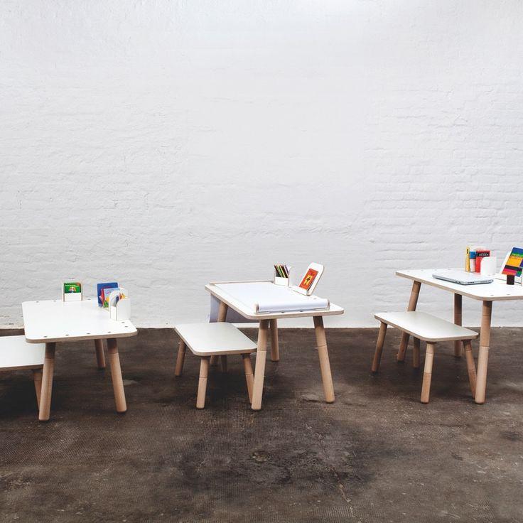 17 migliori idee su kindertisch mit st hlen su pinterest baby an bord kindertisch und st hle. Black Bedroom Furniture Sets. Home Design Ideas