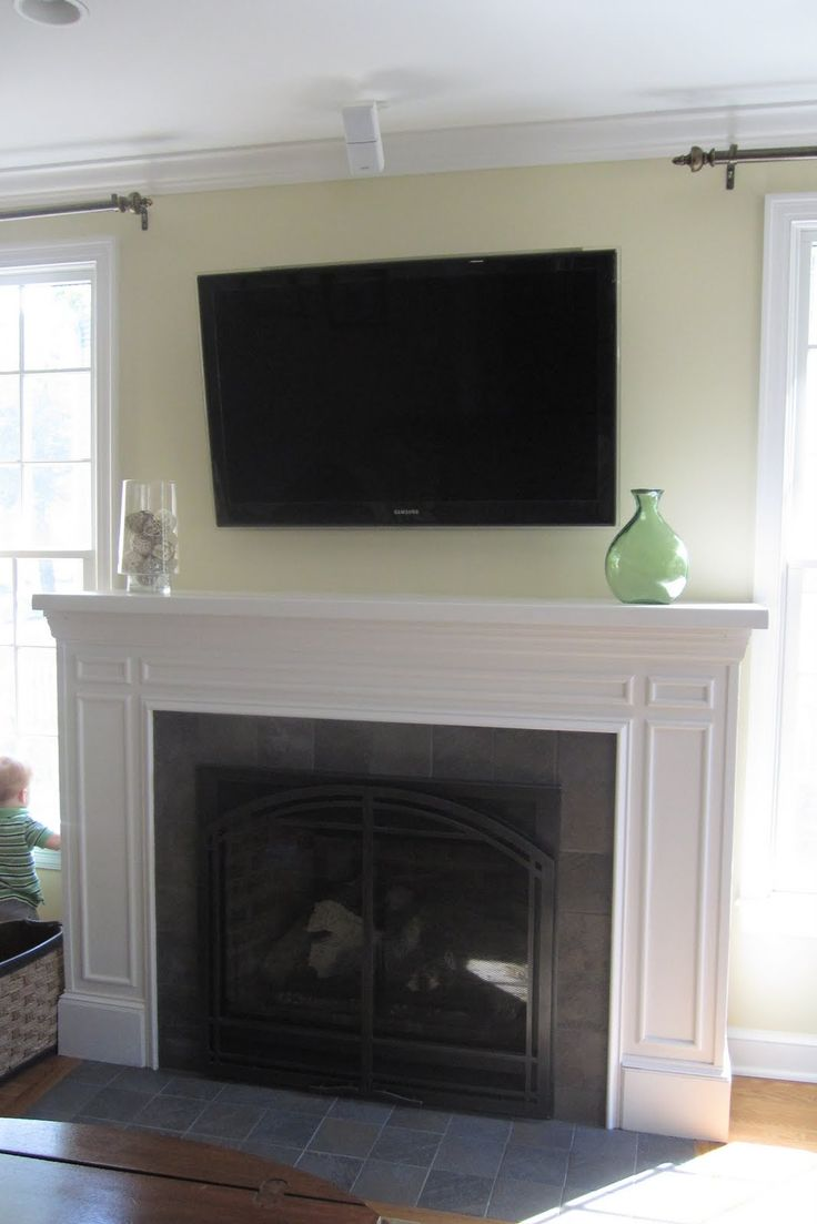 46 best tvs over fireplaces images on pinterest fireplace ideas