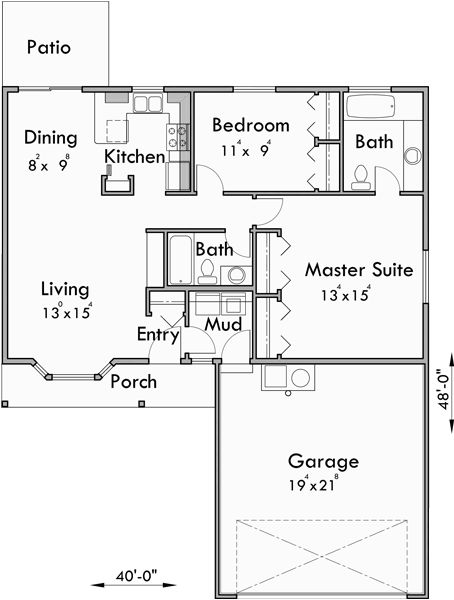 17 best images about 10 yr plan homes on pinterest for 10 car garage plans