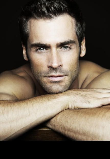 Chad Pinther male model Biography & news, Photo Gallery.