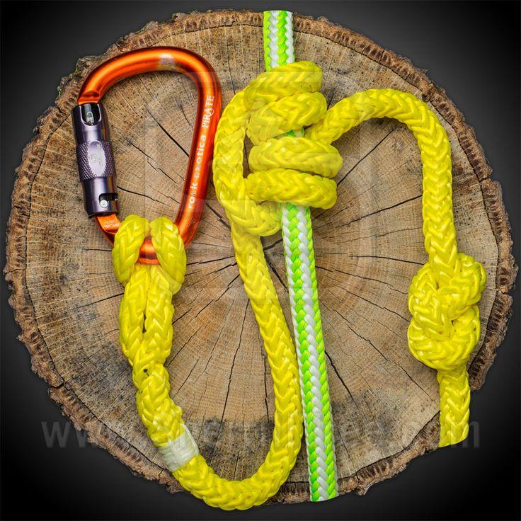 Blake's Hitch Knot knots Pinterest Knots