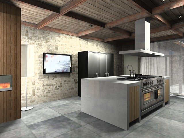 Keuken eiland  keuken  Keukeneiland Keuken ideen en Keuken