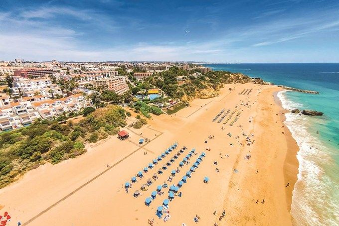 **Albufeira from Edinburgh**   ✈️  3*All Inclusive  ✈️  Monica Isabel Beach Club  ✈️  7nts     Prices From  5 May £385  1st May £399    http://www.holidayandflightcentre.com/specialofferinfo.phtml?id=264163&dealtype=2    Late Deals, Family Holidays, Holiday Bargains & Cheap Package Holidays | Holiday & Flight Centre