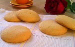 Biscotti al limone, ricetta dolce   Oya