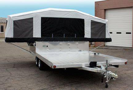 Off Road Trailers PopUpPortal