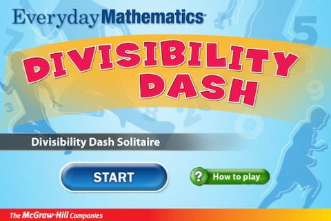 My 5th grader will choose to play with this game that reinforces her math (division) facts!