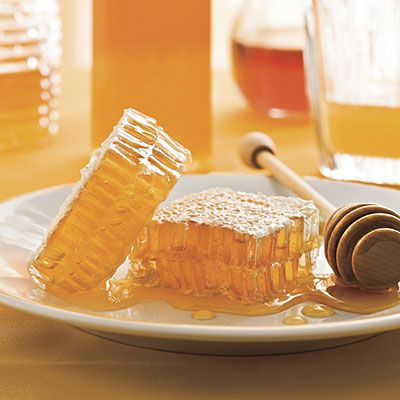 Honey is found everywhere, from our lotion, to foot paste....even in our powdered bubble bath!!!