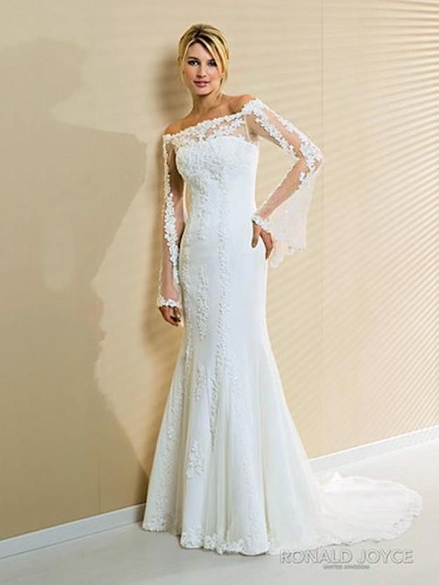 28 Amazing Second Marriage Dresses Wedding Gown Ideas Fashion And Wedding Long Sleeve Bridal Gown Long Sleeve Wedding Dress Lace Wedding Dress Long Sleeve