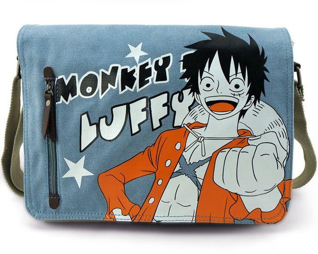 d857ec16d3cd Detective Conan Durable Messenger Bag School Bag