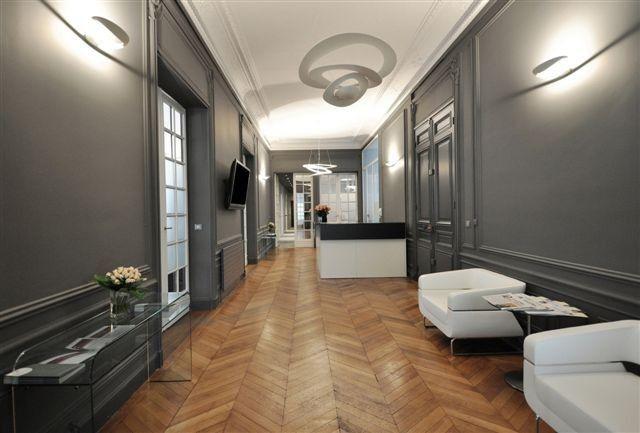 Le Cabinet D Avocats Poulain Associes Fait Peau Neuve Avec Majencia Home Remodeling Home Deco Bureau Design