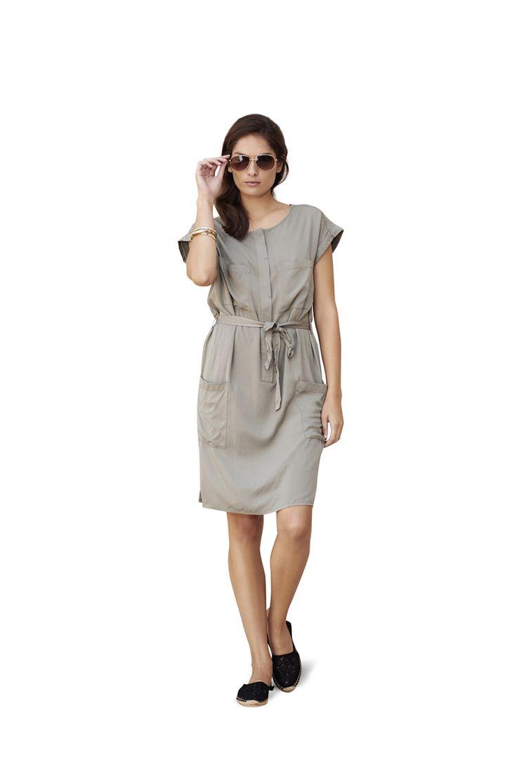 soyaconcept - dress - sunglasses