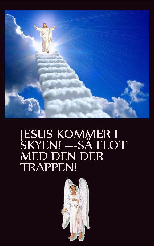 Jesus kommer