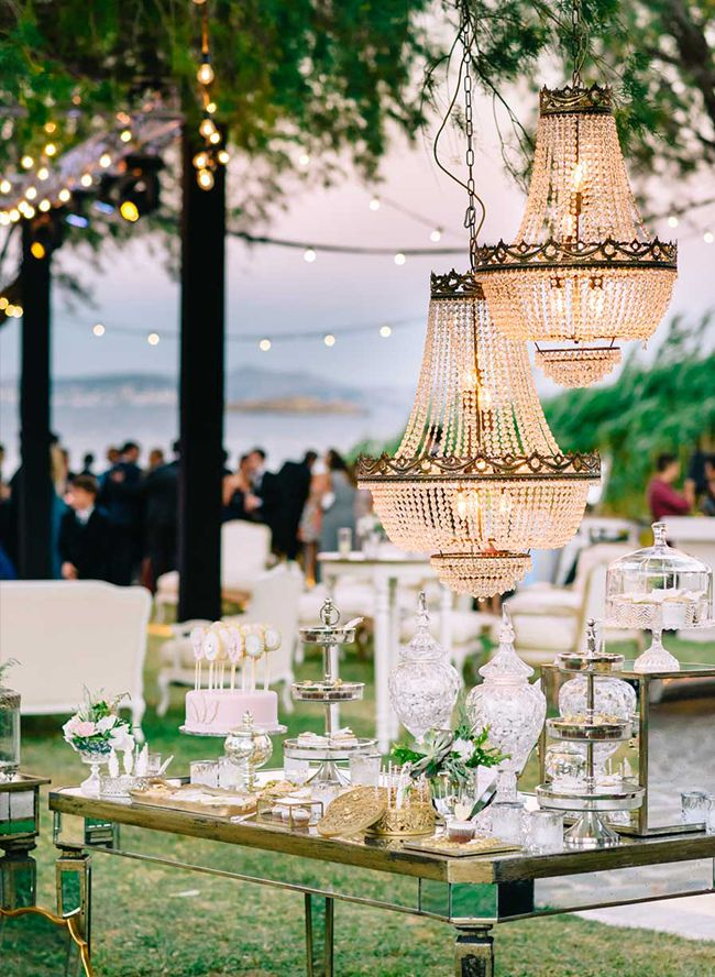 Luxe Destination Wedding in Athens, Greece.