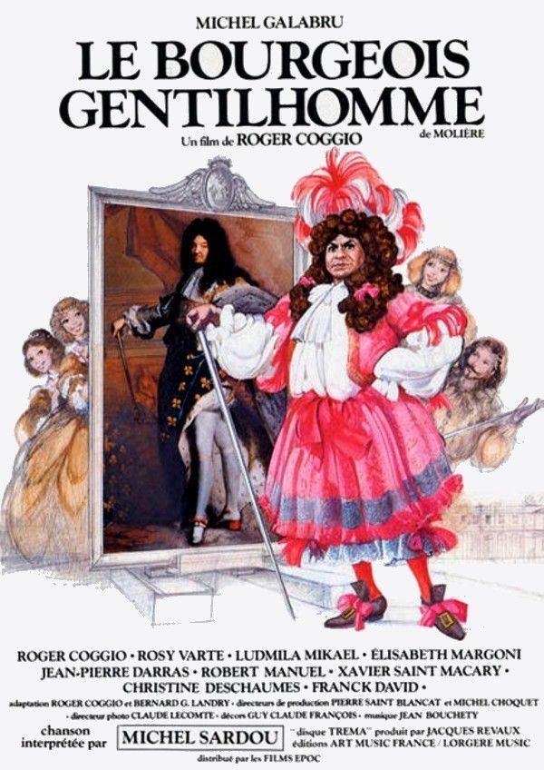 le bourgeois gentilhomme | GALABRU SUR L'ECRAN: LE BOURGEOIS GENTILHOMME