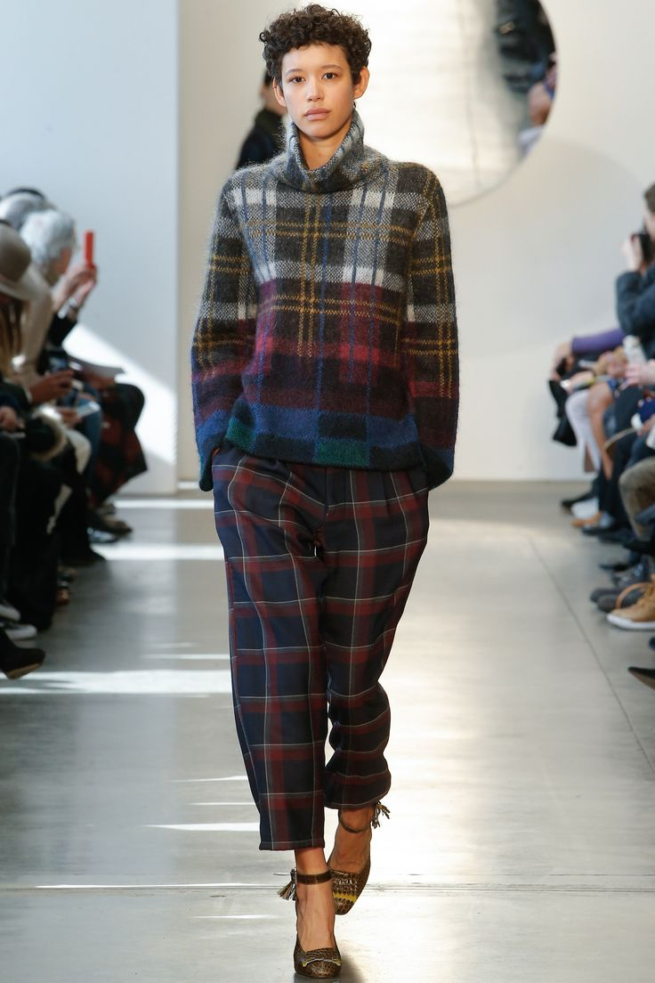 Suno Fall 2016 Ready-to-Wear Fashion Show   http://www.theclosetfeminist.ca/  http://www.vogue.com/fashion-shows/fall-2016-ready-to-wear/suno/slideshow/collection#9