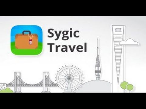 Sygic Travel: Trip Planner & City Guide https://youtube.com/watch?v=o0OGuRJjMNM