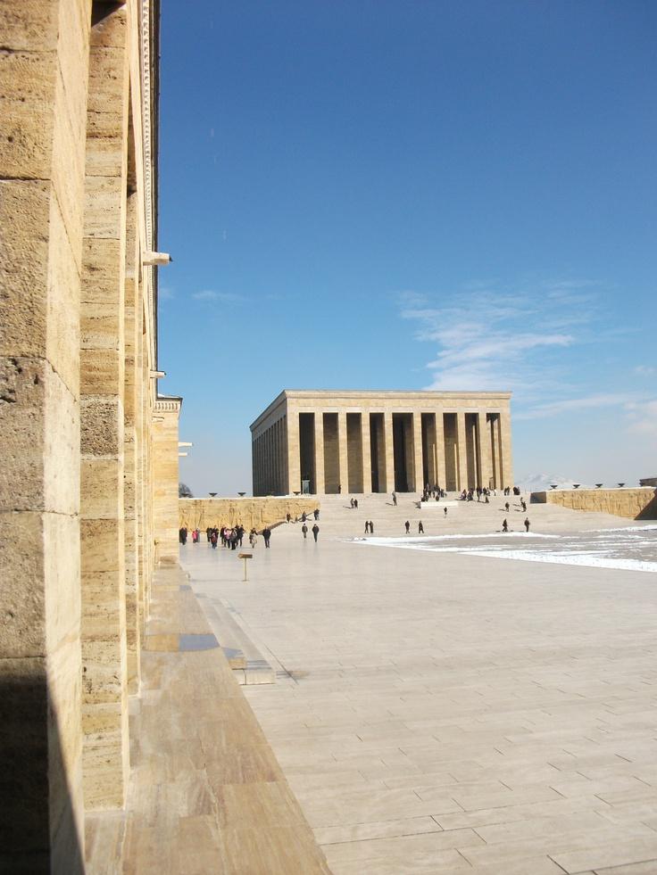 Anıtkabir Mausoleum - Ankara Turkey