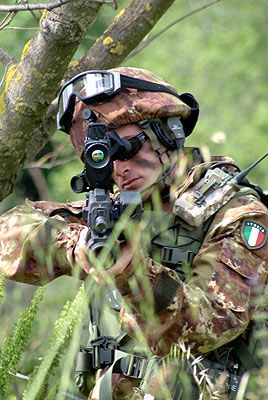 italian armed forces   Industrial partners and italian armed forces are working closely to ...