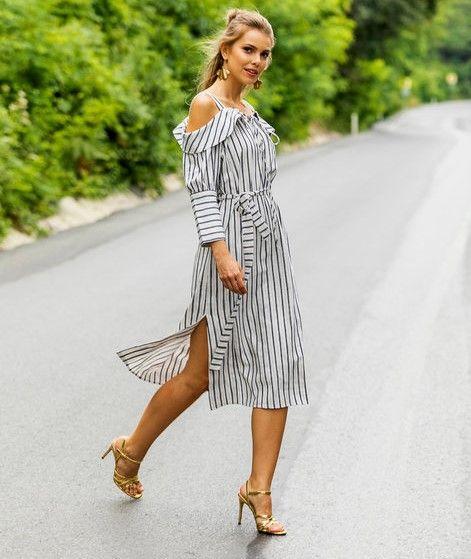 4e5ab2fe0c49e yeni sezon elbiseler 2019 | Elbise Modelleri | Elbise modelleri ...