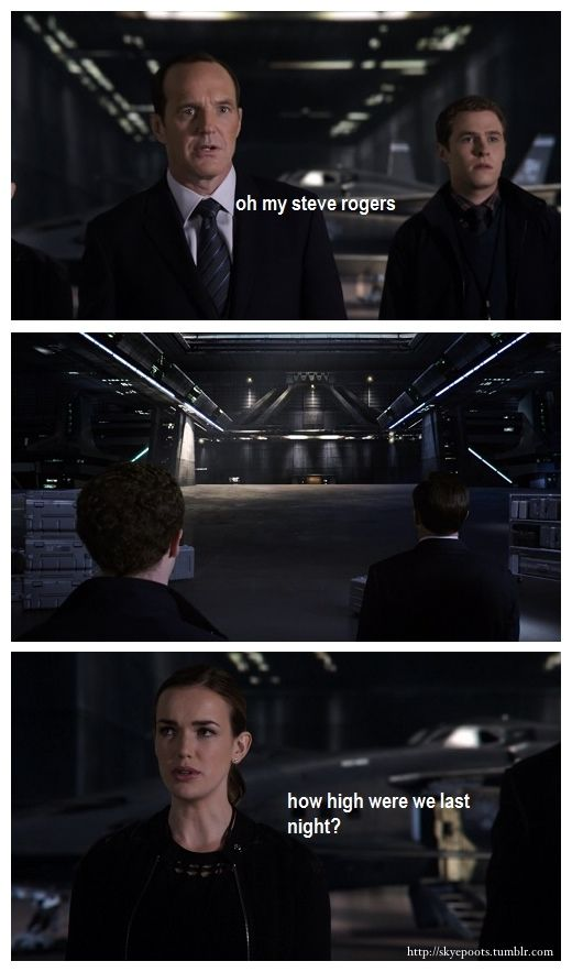 How high were we? || Agents of None of This Really Happened || Phil Coulson, Leo Fitz, Jemma Simmons || #fanedit #humor