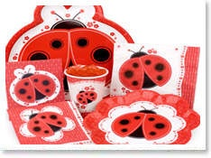 Plan a Bug Party from Kaboose: Party Products, Party Party, Party Games, Party Idea, Party Activities, Ladybug Party, Kids Party, Ladybugs Party, Birthday Party