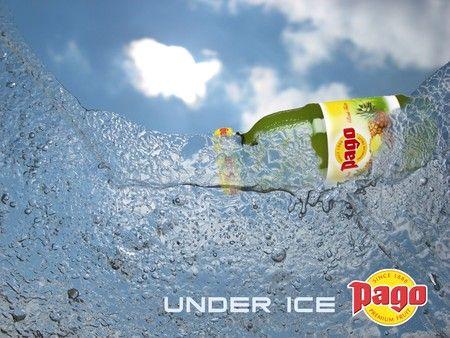 pago under ice