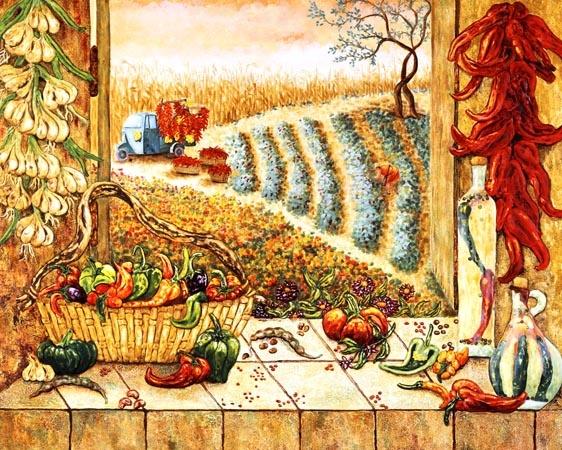 16 best southwestern decor images on pinterest for Chili pepper kitchen decor ideas