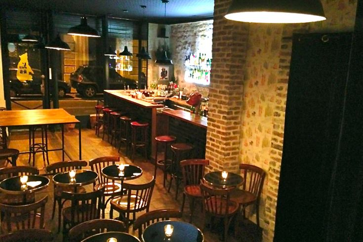Bar A Tapas Caf Ef Bf Bd La Cantine Berlinoise