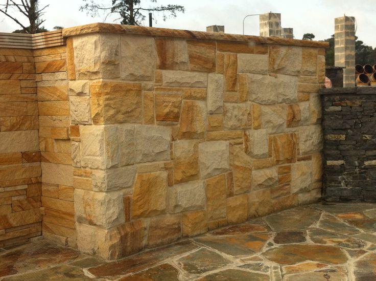 Sandstone Wall Sydney