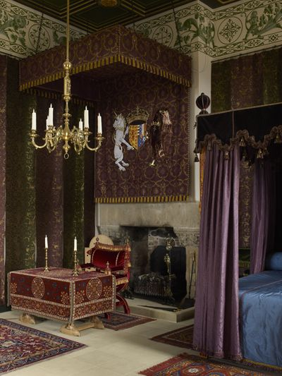 Country Life Archive: Scottish Castles - Stirling Castle - Renaissance of a Royal Palace by John Goodall | Culture | Houses for sale, properties for sale - Country Life