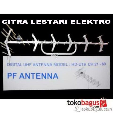 ANTENA TV UHF (ANALOG)