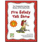 October is Fire Prevention Month, and this activity is a great way to review fire safety information presented during the week.  In this cooperativ...
