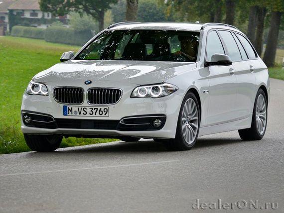 Универсал BMW 520d Touring 2015 / БМВ 520d Туринг
