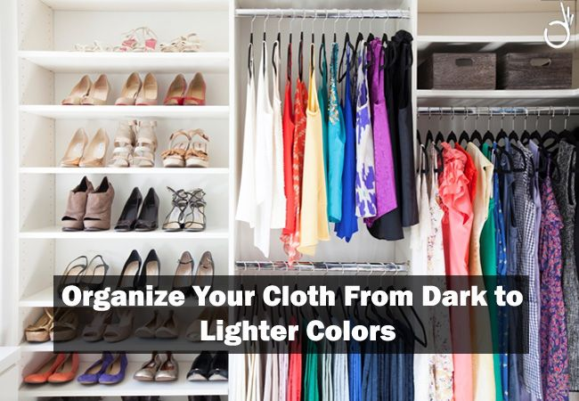 Nov 26,  · There are different ways to organize clothes. The most efficient way of organizing clothing depends on the storage space available as well as the type of clothing a person has. Dress pants, shirts, dresses, suits, jackets and coats should be hung in a closet. It's best to organize clothes like these by hanging like items near each other.