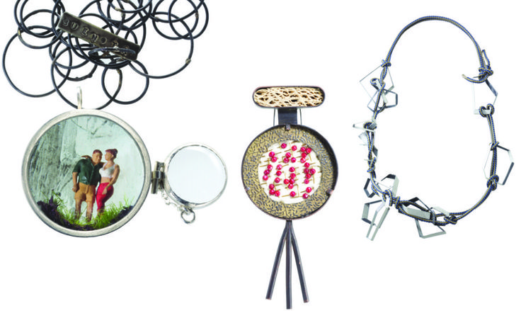 A contemporary jewellery show teaches us to keep an eye out for the unexpected and see the extraordinary of ordinary life.  Written by Cinthia Di Ciancia. Curators of the exhibition: Francisca Kweitel and Mayte Amezcua