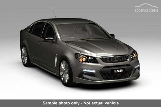 2016 Holden Special Vehicles Senator Signature Manual MY16-$102,383